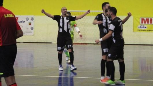 Serie A2 Futsal, il Polistena vince 6-2 il recupero contro il Taranto