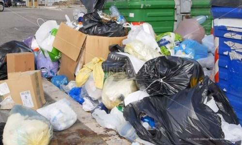 Caos rifiuti a Crotone, il sindaco: «Valutiamo conferimento fuori regione»