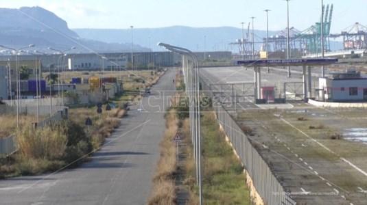 Le zone contese da Corap e Autorità portuale
