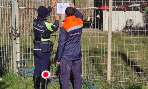 Palmi, sequestrate 7 case abusive costruite su suolo demaniale marittimo