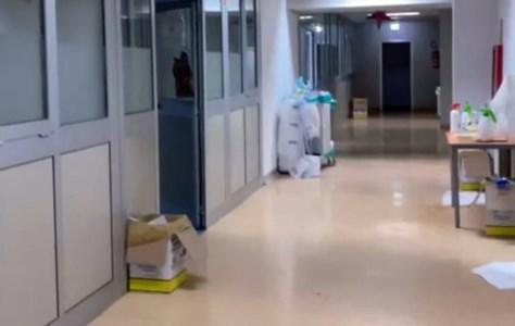 Ospedale Lamezia, reparto Covid a rischio tra contagi e poco personale