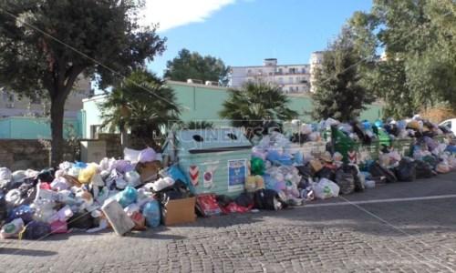 Rifiuti, Liberi per Crotone: «No a nuove discariche o inceneritori»