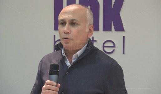 Franz Caruso candidato a sindaco di Cosenza