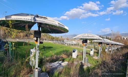 Cosenza, finanziati e mai in funzione: la Regione rivuole dal Comune i soldi degli impianti fotovoltaici