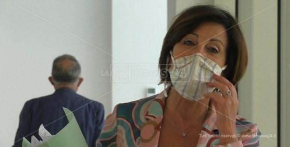 L'ex sub commissario Maria Crocco