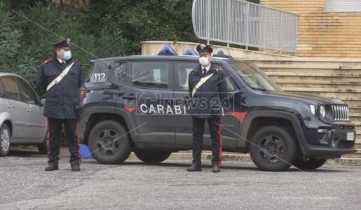 Cosenza, il bilancio 2020 dei carabinieri tra lotta al crimine e solidarietà