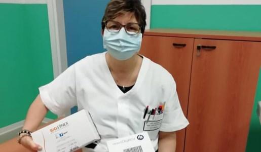 Covid Castrovillari, screening con test rapiti per tutti i donatori Avis