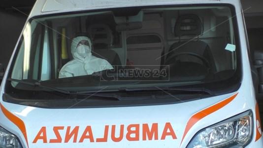 Corigliano-Rossano, 28enne con meningite trasferito all'ospedale di Catanzaro