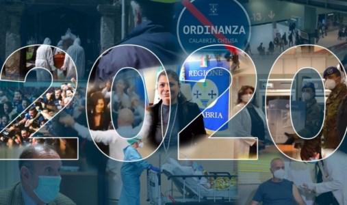 Il 2020 della Calabria in 12 foto: immagini e fatti nell'anno del Covid