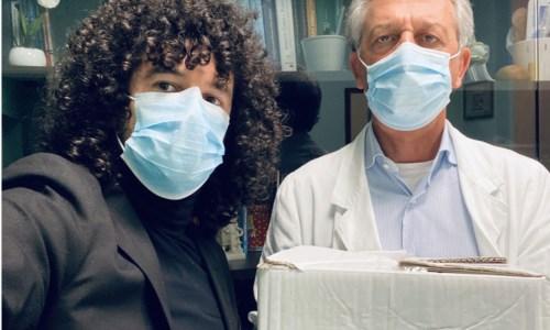 Musica e solidarietà, consegnato all'ospedale di Crotone materiale sanitario