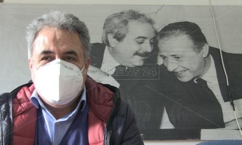 Il sindaco di Nicotera Giuseppe Marasco