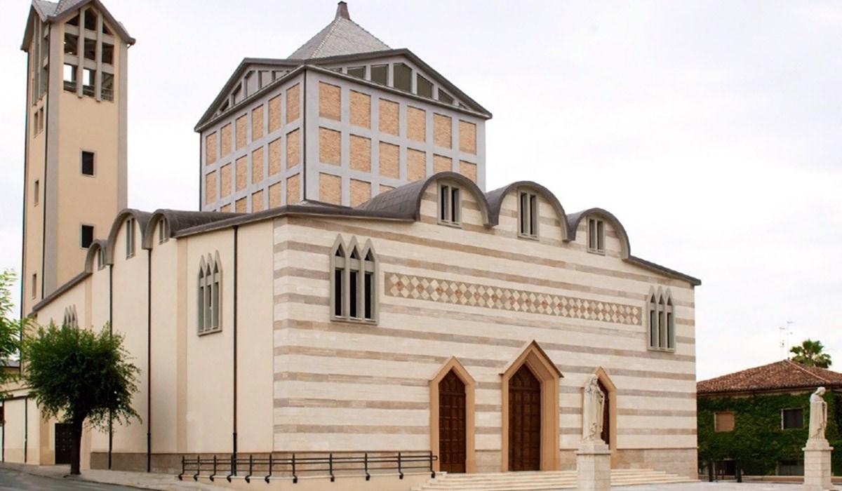 La chiesa dei Scari Cuori a Castrovillari
