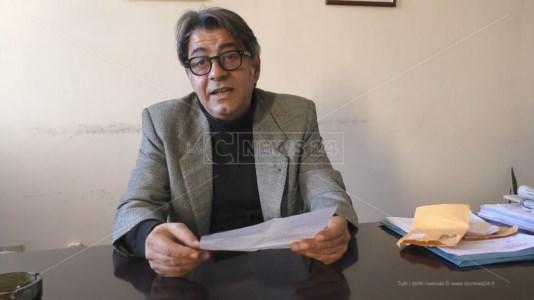 Alfonso Mercurio, sindaco di Stalettì