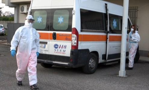 Covid, a Corigliano Rossano 29 nuovi casi. Anziana muore in ospedale a Cosenza