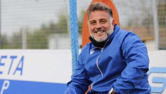 Il neo tecnico del Cittanova, Graziano Nocera