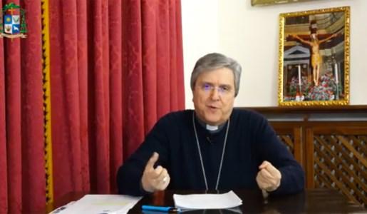 Cassano, guarito dal Covid il vescovo Savino: la comunicazione della Diocesi