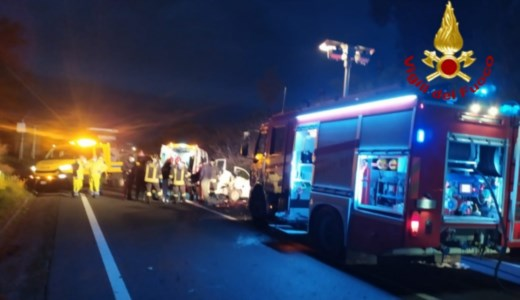 Incidente a San Nicola Arcella