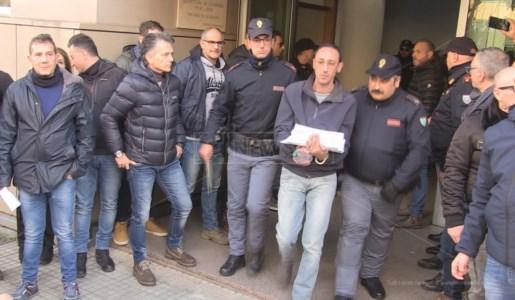 L'arresto di Roberto Presta