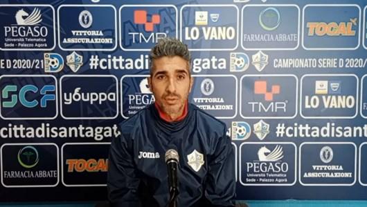 Serie D, contro il San Luca l'esordio in panchina di Mimmo Giampà
