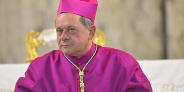 Il vescovo Oliva
