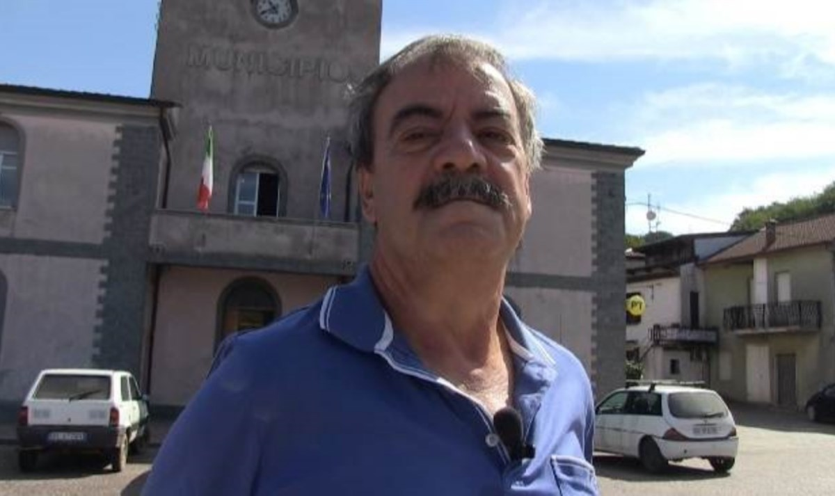 Brognaturo, il sindaco Tassone