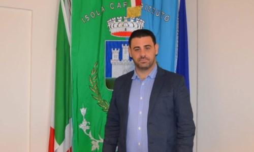 L'assessore comunale di Isola di Capo Rizzuto, Salvatore Friio