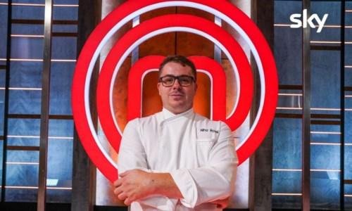 Lo chef Nino Rossi (foto concesse da Sky)
