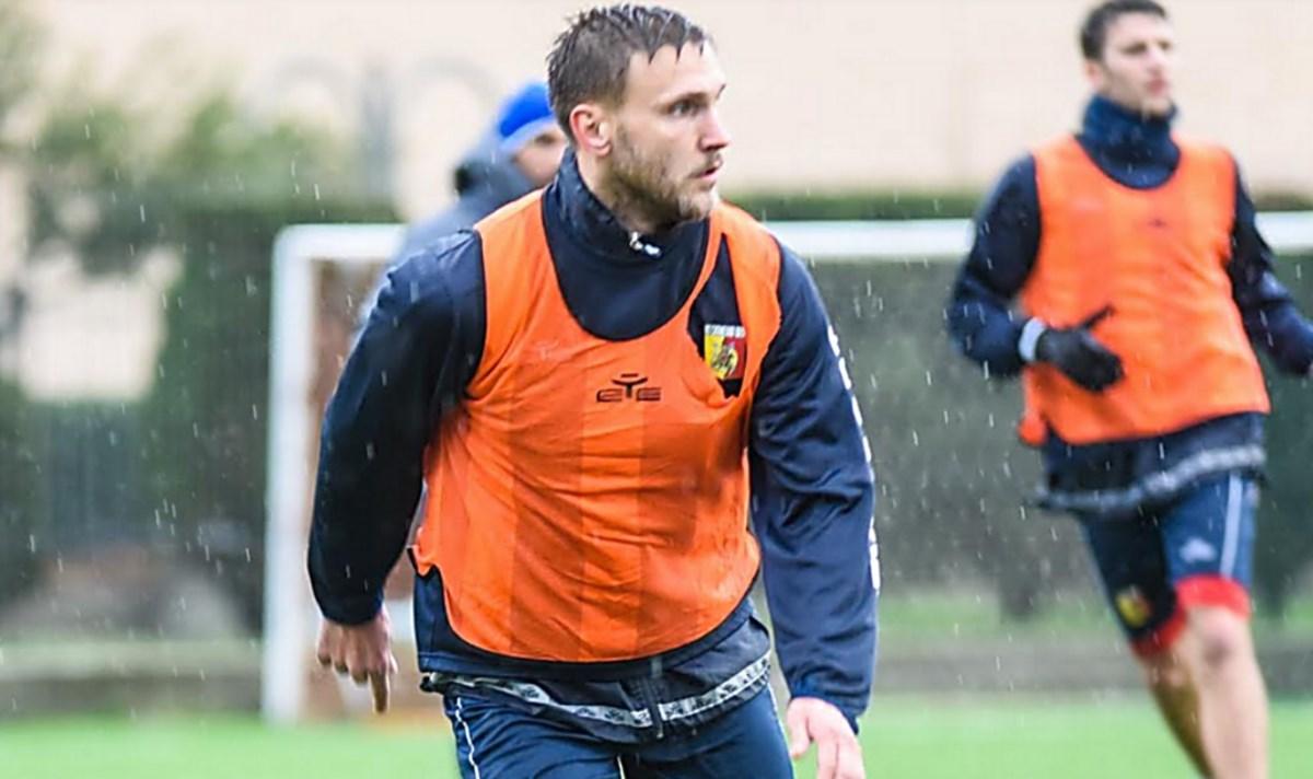 Stefano Scognamillo, foto Catanzaro calcio