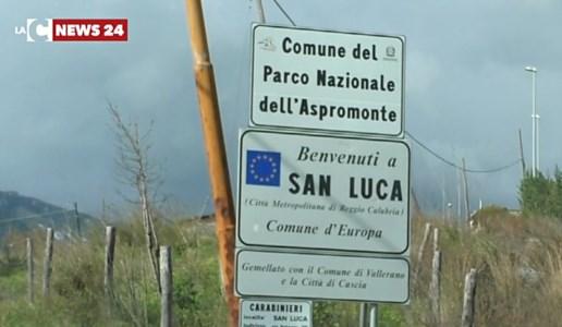 Coronavirus nella Locride, San Luca e Casignana in zona rossa