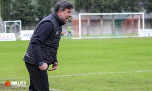 Dilettanti, l'allenatore del San Luca Cozza: «Al ritorno faremo la guerra al Messina»