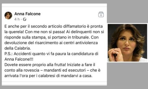 Se Anna Falcone somiglia ai politicanti come Tallini, ci chiediamo: quale rinnovamento rappresenta?