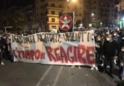 Malasanità, multe per 400mila euro a chi manifestava: «Arrivate anche a chi non c'era»