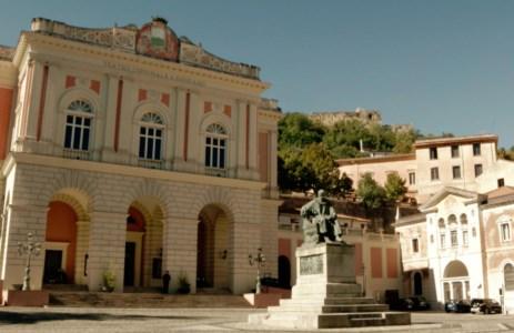 Il teatro Rendano