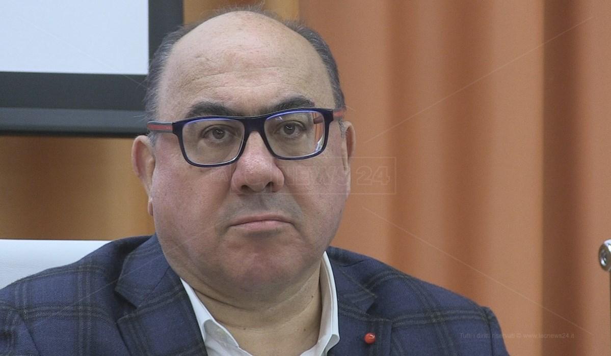 Il consigliere regionale Carlo Guccione (Pd)