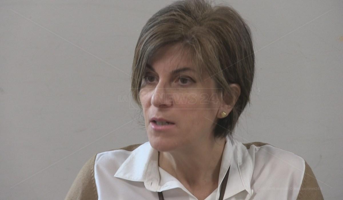 La consigliera comunale di Cosenza Francesca Cassano