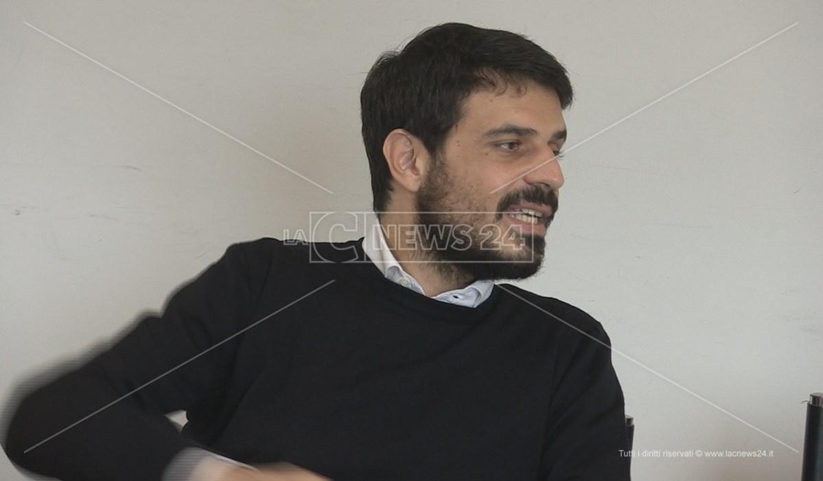 Giuseppe d'Ippolito (FdI), consigliere comunale a Cosenza