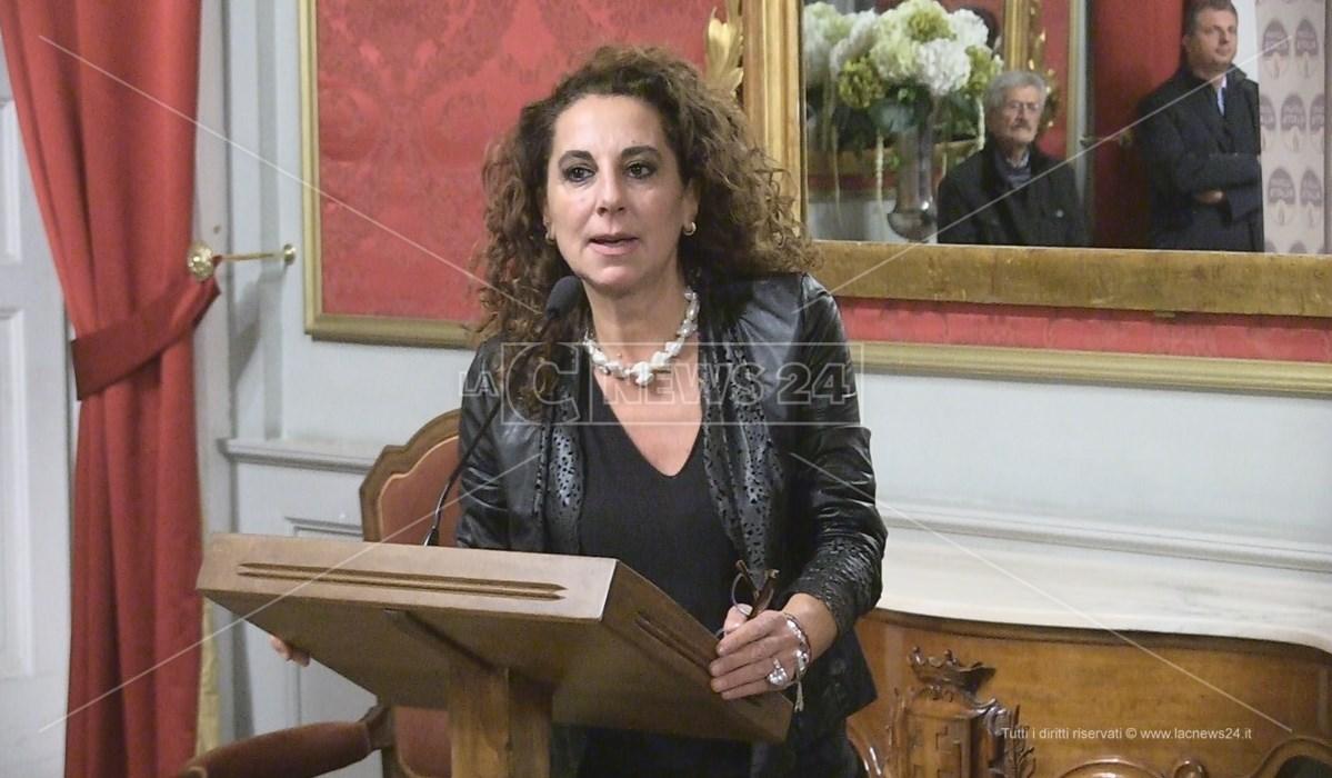 L'onorevole Wanda Ferro