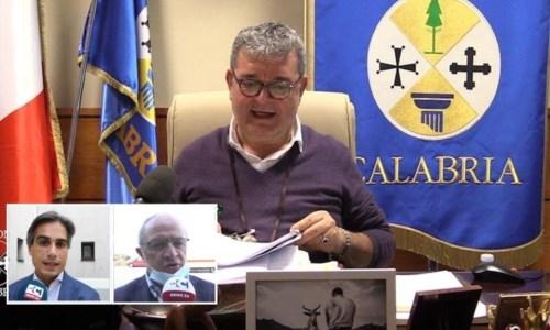 Provinciali, Spirlì accusa Falcomatà e Iacucci: «Senza rinvio, alto rischio Covid»