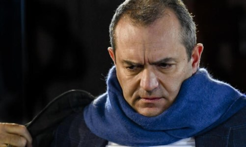 Luigi de Magistris (foto Ansa)