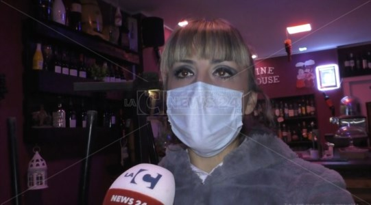 Catanzaro, vineria a rischio chiusura per la pandemia: «Fateci lavorare»
