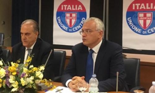 Udc, Lorenzo Cesa e Francesco Talarico