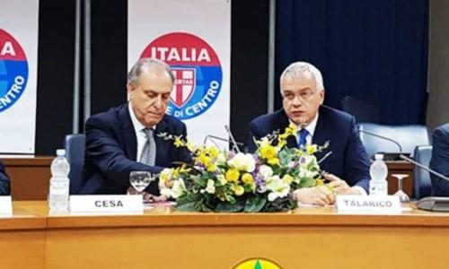 Lorenzo Cesa e Francesco Talarico