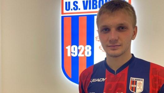 Lega Pro, Vibonese: ufficiale l'arrivo dell'esterno Gheorghe Fomov