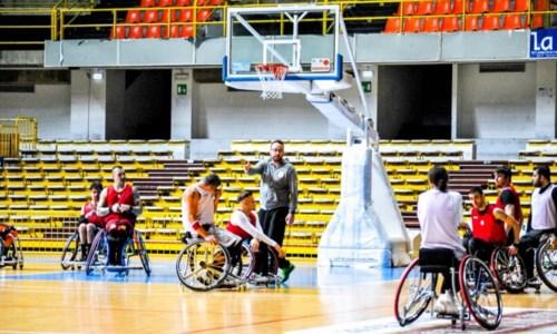 Basket in carrozzina: Reggio Calabria ai nastri di partenza nel campionato di Serie A