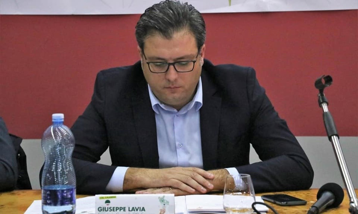 Giuseppe Lavia (Foto Facebook)