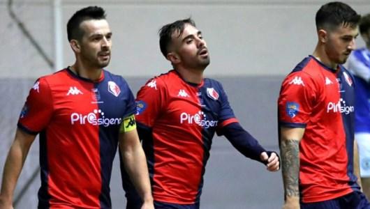 Serie A2 Futsal, Cosenza cade 4-1 in casa della capolista Napoli