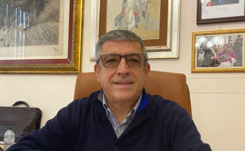 Il sindaco di Cassano Papasso