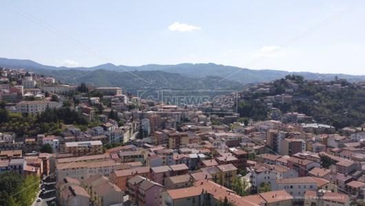 una panoramica della città di Acri (InsideMe)