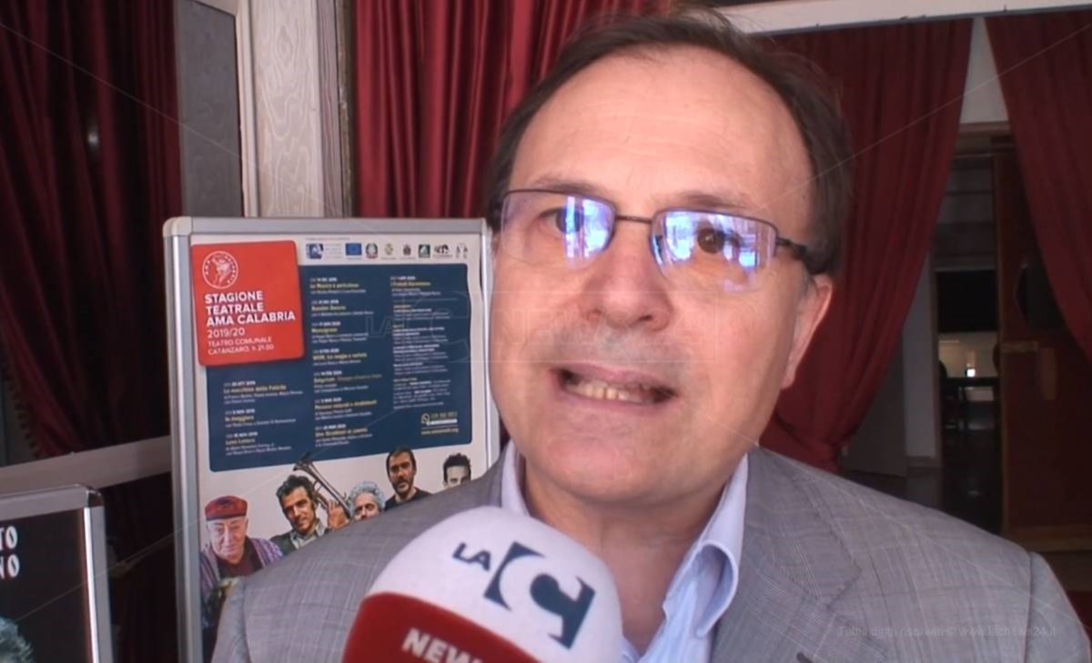 Francesco Pollice, presidente Ama Calabria