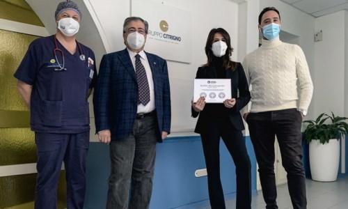 Sanità, premiati con il bollino RosaArgento il Centro clinico San Vitaliano e Villa Adelchi